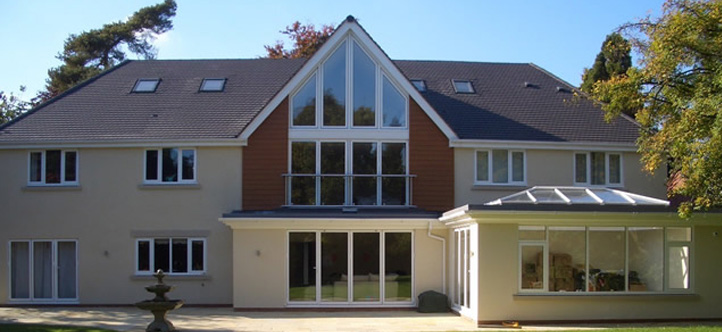 ivy house rear elevation knowle solihull